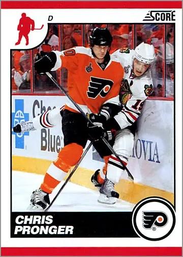 2010-11 Score #363 - Chris Pronger
