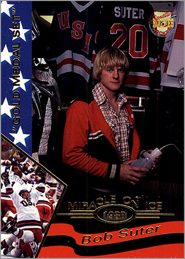1995 Miracle on Ice #30 - Bob Suter