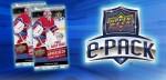 Upper Deck's Chris Carlin Discusses the New e-Pack Hockey Cards