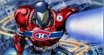 Hockey and Superheroes: A Bizarre Team-Up