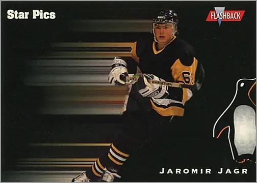 1991 Star Pics #70 - Jaromir Jagr