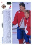 A Look Back at the 1991 Canada Cup