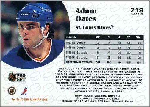 1991-92_pro_set_midwest_adam_oates_back