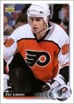 Ten Offbeat Eric Lindros Hockey Cards