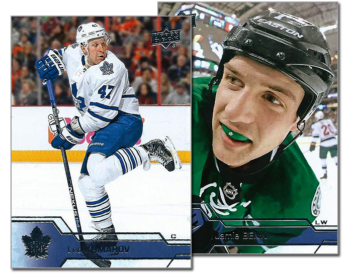 Best of the Worst: 2016-17 Upper Deck Series 1 Hockey