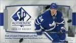 Box Break: 2016-17 SP Authentic Hockey