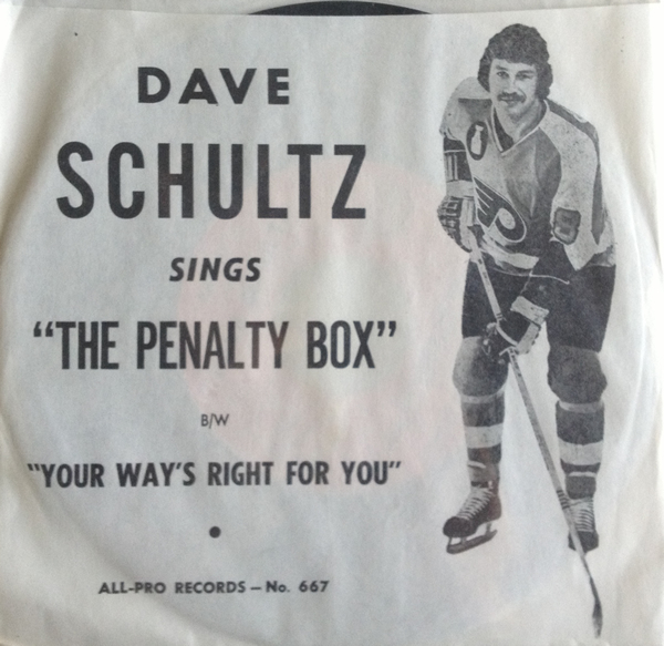"""The Penalty Box"" by Dave Schultz"