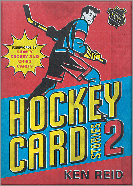 Book Review: Hockey Card Stories 2