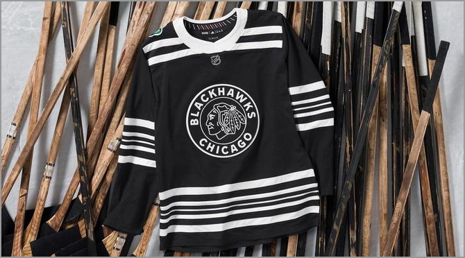 Why the Chicago Blackhawks 2019 Winter Classic Jersey is a Winner