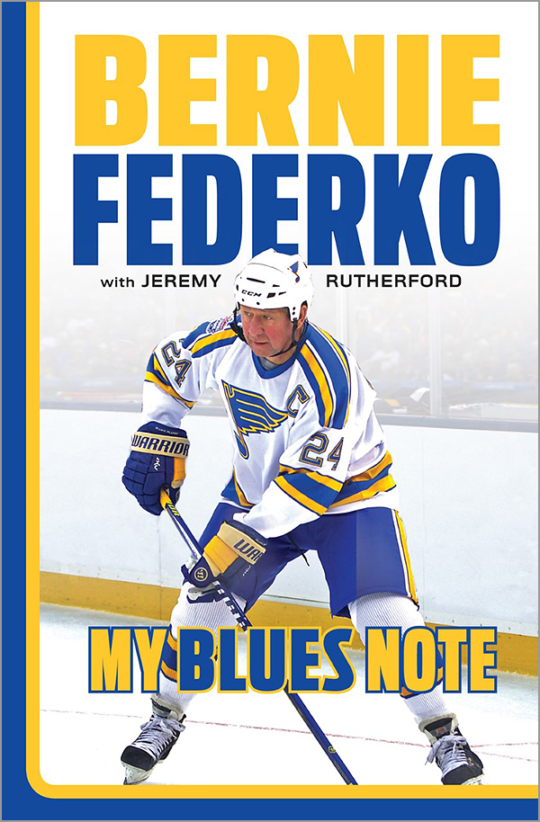 Book Review: Bernie Federko: My Blues Note