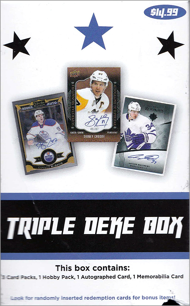 Box Break: Farfield Triple Deke Box