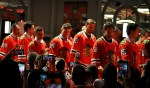 New faces and a few surprises revitalize annual Blackhawks Convention