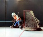 "Jonathan Toews on ""NHL '11"" cover"
