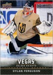 Review: 2017-18 Upper Deck Las Vegas Golden Knights Boxed Set
