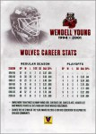 Review: Chicago Wolves 25th Anniversary Card Set