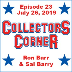 Collectors Corner #23 - Sports Memorabilia Medley!