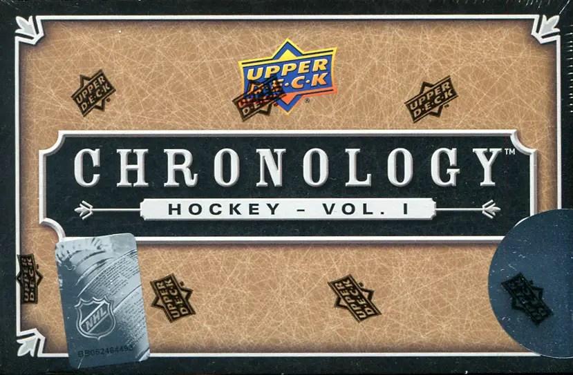 Box Break: Chronology Hockey Vol. 1