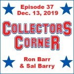 Collectors Corner #37 - What Do You Get a Card Collector for Christmas?