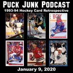 Puck Junk Podcast: January 9, 2019
