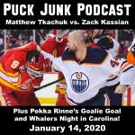Puck Junk Podcast: January 14, 2020