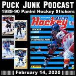 Puck Junk Podcast: February 14, 2020