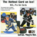 1990-91 Pro Set Series 1 Sell Sheet