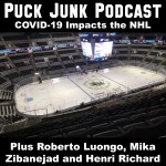Puck Junk Podcast: March 12, 2020