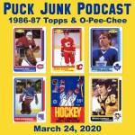 Puck Junk Podcast: March 24, 2020