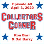 Collectors Corner #48: The Sport Card Expo is Postponed