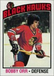 Custom Card: 1978-79 Topps Bobby Orr