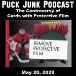 Puck Junk Podcast: May 20, 2020