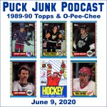 Puck Junk Podcast: June 9, 2020