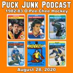 Puck Junk Podcast: August 28, 2020