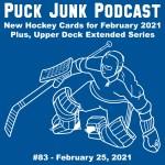 Puck Junk Podcast #83: Feb. 25, 2021