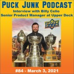 Puck Junk Podcast #84: March 3, 2021