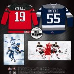 Quinton Byfield and Upper Deck Sign Exclusive Autograph Deal