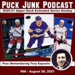 Puck Junk Podcast #98: Aug. 20, 2021