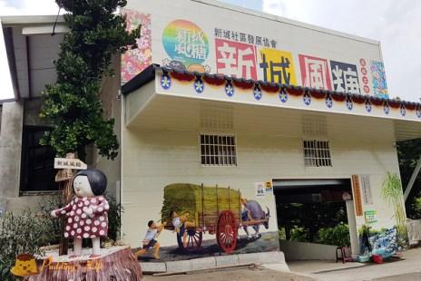 【新竹旅遊】寶山在地好糖與農村風情《新城風糖》黑糖爆漿饅頭/黑糖糕