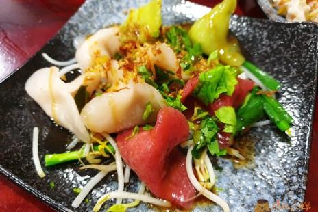 新竹竹東美食》阿珠姐水晶餃麵食館│在地客家小吃.自炸油蔥酥很加分