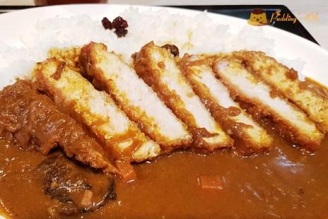 【新竹美食】東區-日式簡餐/鍋燒麵餐廳《家竹亭》炸豬排咖哩飯/炸豬排蛋花飯