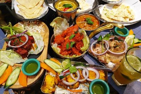 【新竹美食】道地印度烤餅.咖哩.塔都料理《淇里思印度餐廳 》CHILLIES 新竹店