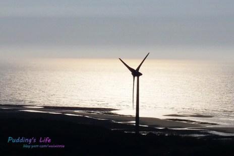 【遊記-苗栗】後龍海線風力發電機觀光景點《後龍好望角風車》半天寮休閒文化園區
