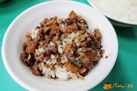 【台南美食】府城特色點牛肉湯送牛肉燥飯《旗哥牛肉湯》附專屬停車場