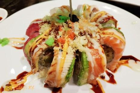 【新竹美食】竹北-比女人衣櫃還精彩的百變壽司《Sushi Vogue 壽司窩》紐約‧新和食餐廳
