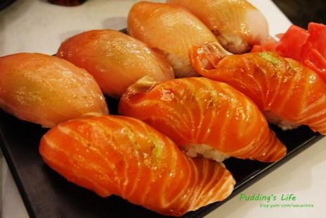【食記-花蓮】花東跨年蛇來蛇去-花蓮市《花本家壽司》平價日式料理餐廳