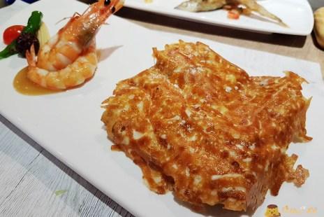 【新竹美食】竹北-文青風鐵板燒餐廳《淡泊好食》高CP值鐵板料理套餐399