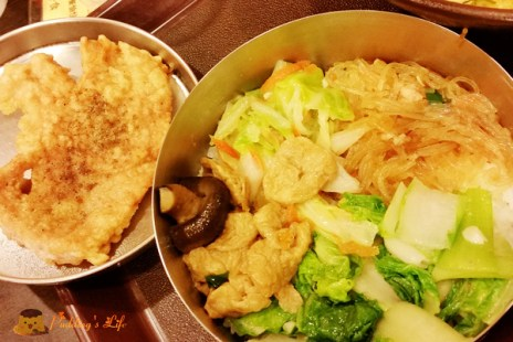 【食記-新竹】清大夜市附近懷舊鐵路便當餐廳《湯記食堂月台便當》鐵道迷/台灣傳統味