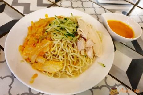 【新竹餐廳】源自苑里文青味傳統涼麵《良麵對覺-新竹北門店》近城隍廟/有素食