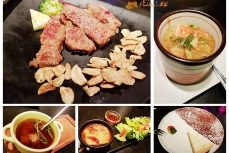 【新竹餐廳】和風洋食牛排套餐《陶板屋》新竹北大店(王品集團)