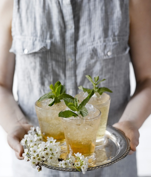 Kentucky Derby Day Mint Julep easy recipe